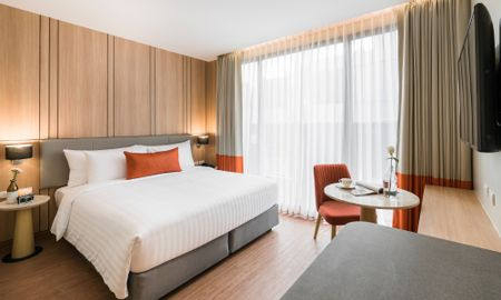 Dormitorio Premier - The Key Premier Sukhumvit By Compass Hospitality - Bangkok