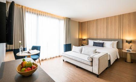 Habitación Corner Premier - The Key Premier Sukhumvit By Compass Hospitality - Bangkok
