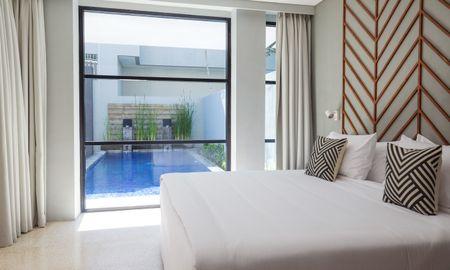 Villa Dos Dormitorios con Piscina - Origin Seminyak - Bali