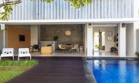 Villa Un Dormitoro con Piscina - Origin Seminyak - Bali