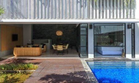 Villa Doble con Piscina (3 Habitaciones) - Origin Seminyak - Bali