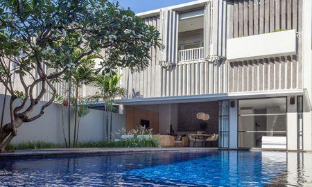 Villa Tres Dormitorios con Piscina - Origin Seminyak - Bali