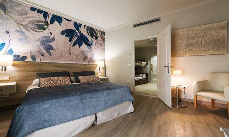 Familienzimmer - Sallés Hotel Málaga Centro - Malaga