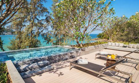 Attico Azure Sea View e Piscina Privata - Twinpalms MontAzure - Phuket