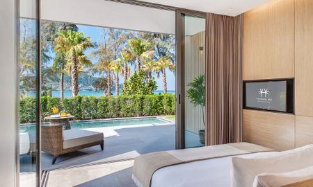 Grand Azure Sea View Suite e Piscina Privata - Twinpalms MontAzure - Phuket