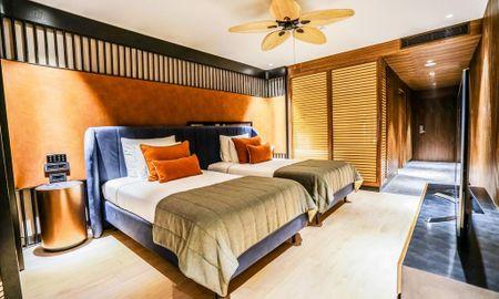Laguna Duplex Suite Familiar con vistas al mar - Lujo Hotel À La Carte All Inclusive - Bodrum