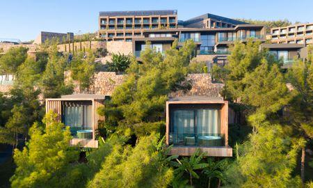Habitación Forest Vista Mar - Lujo Hotel À La Carte All Inclusive - Bodrum