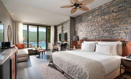Habitación Laguna Deluxe con vistas parciales al mar - Lujo Hotel À La Carte All Inclusive - Bodrum