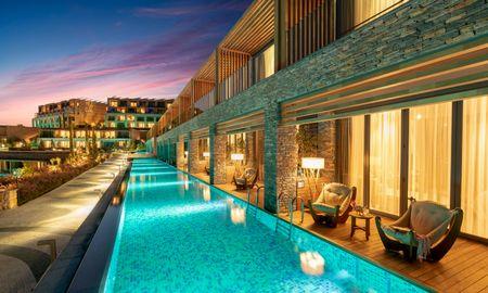 Habitación Laguna Superior con Vista al Mar - Lujo Hotel À La Carte All Inclusive - Bodrum