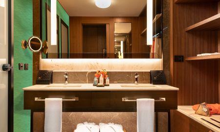 Habitación con terraza y vistas parciales al mar - Lujo Hotel À La Carte All Inclusive - Bodrum