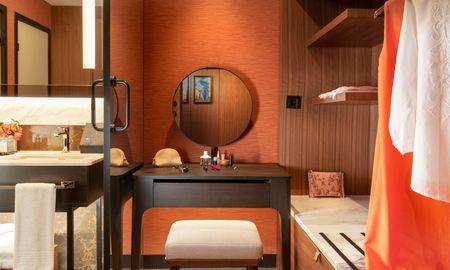 Habitación Deluxe con vistas parciales al mar - Lujo Hotel À La Carte All Inclusive - Bodrum
