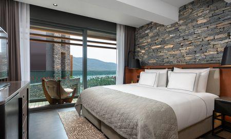 Habitación para Parejas - Lujo Hotel À La Carte All Inclusive - Bodrum