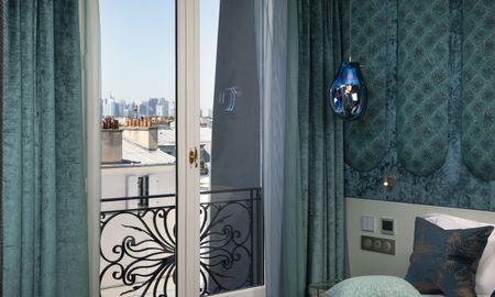 Chambre Boudoir Supérieure - Paris J'adore Hotel & Spa - Paris