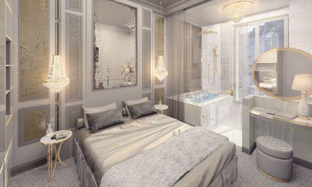 Chambre Classique Elégante - Paris J'adore Hotel & Spa - Paris