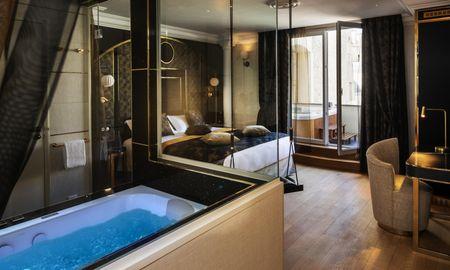 Chambre Prestige Bain de Minuit - Paris J'adore Hotel & Spa - Paris