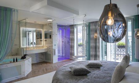 Suite Luxury Extravagante - Paris J'adore Hotel & Spa - Paris