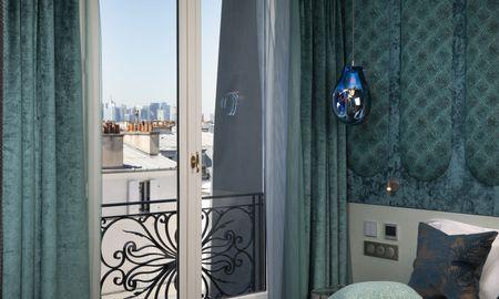 Quarto Boudoir Superior - Paris J'adore Hotel & Spa - Paris