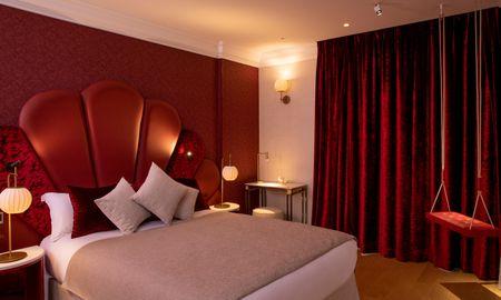 Quarto Executive da Paixão - Paris J'adore Hotel & Spa - Paris
