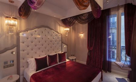 Quarto Deluxe Precieuse - Paris J'adore Hotel & Spa - Paris