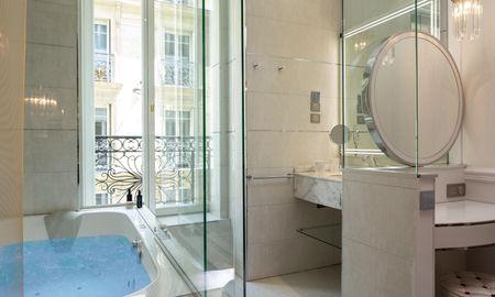 Quarto Elegante Clássico - Paris J'adore Hotel & Spa - Paris
