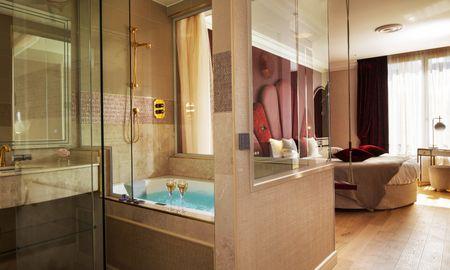 Quarto Superior da Paixão - Paris J'adore Hotel & Spa - Paris