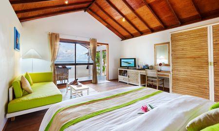 Adjacent Beach Bungalow - Innahura Maldives Resort - Maldives