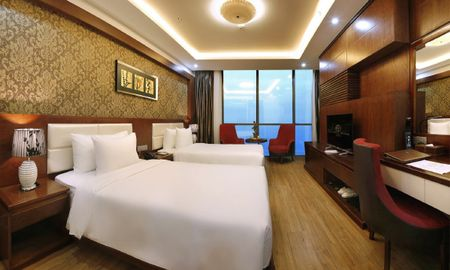 Chambre Suite Twin - Vue Mer - Le Hoang Beach Hotel Danang - Da Nang