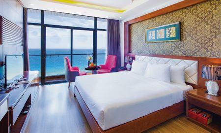 Chambre Suite Double - Vue Mer - Le Hoang Beach Hotel Danang - Da Nang