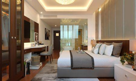 Deluxe Room with Ocean View & Sauna - Le Hoang Beach Hotel Danang - Da Nang
