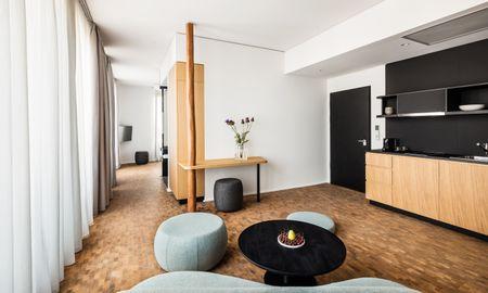 Junior Suite - Gaijin Hotel - Berlin