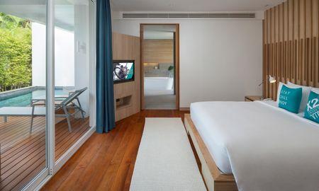 Villa Due Camere con Piscina - X2 Vibe Phuket Patong - Phuket