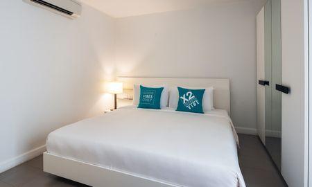 Suite Familiare con Due Camere da Letto - X2 Vibe Phuket Patong - Phuket