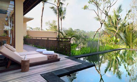 Villa Valle Premier con Piscina - Komaneka At Tanggayuda - Bali