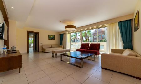 Family Suite (4 Adults + 1 Child) - Kamelya Collection K Club - Antalya