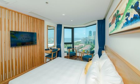 Chambre Supérieure Double - Vue Partielle Mer - Sala Danang Beach Hotel - Da Nang
