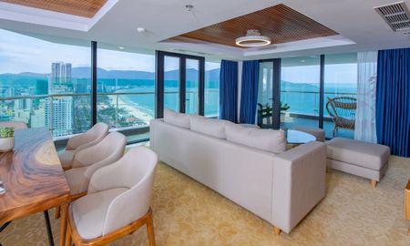 Résidence Deux Chambres Avec Balcon et Vue Panoramique - Sala Danang Beach Hotel - Da Nang
