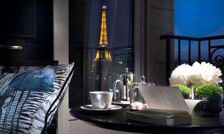 Deluxe Eiffel Zimmer - Le Damantin Hôtel & Spa - Paris