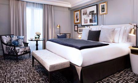Chambre Supérieure - Le Damantin Hôtel & Spa - Paris