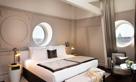 Chambre Abel - Le Damantin Hôtel & Spa - Paris