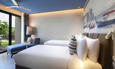 Deluxe Family Two Bedroom Suite - OZO Phuket - Phuket