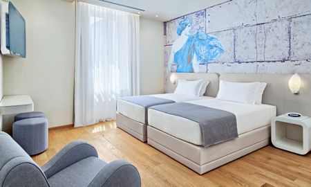 Deluxe Double Room - Ausonia Hungaria Wellness & Lifestyle - Venice