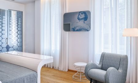 Grand Deluxe Double Room - Ausonia Hungaria Wellness & Lifestyle - Venice