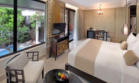 Habitacion Premier Deluxe - Vista Piscina - Jambuluwuk Oceano Seminyak - Bali