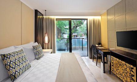 Habitación Premier Deluxe - Acceso a la piscina - Jambuluwuk Oceano Seminyak - Bali