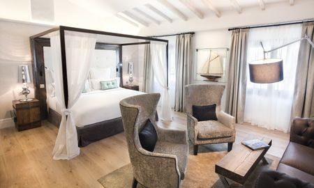 Suite - Hotel Boutique Posada Terra Santa - Islas Baleares
