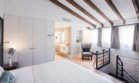 Habitación Duplex - Hotel Boutique Posada Terra Santa - Islas Baleares