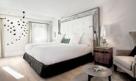 Habitación Estandar - Hotel Boutique Posada Terra Santa - Islas Baleares