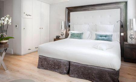 Habitación Superior - Hotel Boutique Posada Terra Santa - Islas Baleares