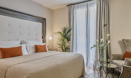 Superior Zimmer - Hotel Boutique Posada Terra Santa - Balearische Inseln