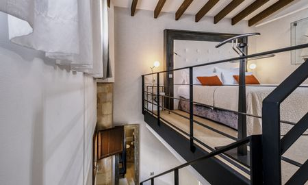 Duplex Zimmer - Hotel Boutique Posada Terra Santa - Balearische Inseln